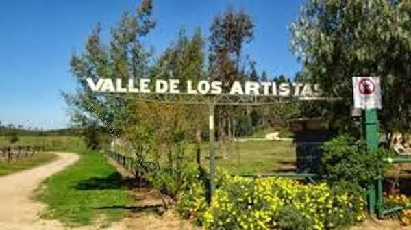 Parcela Valle de los Artistas en Lolol