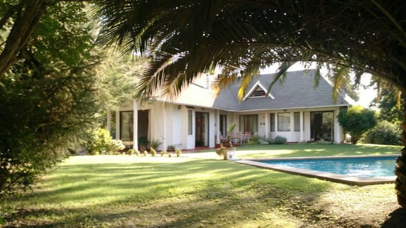 Casa en Lo Cartagena Machali