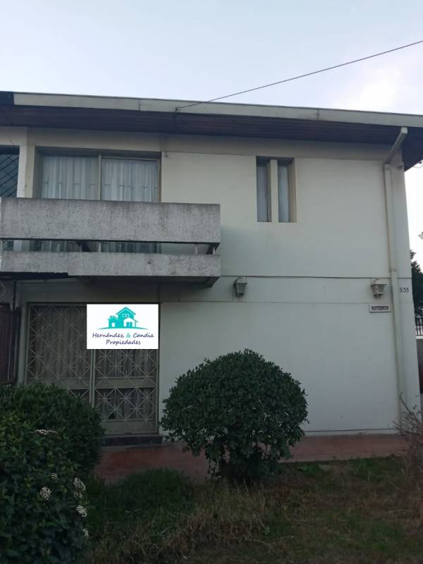 VENTA DE EXCELENTE CASA EN PLENO CENTRO DE RANCAGUA