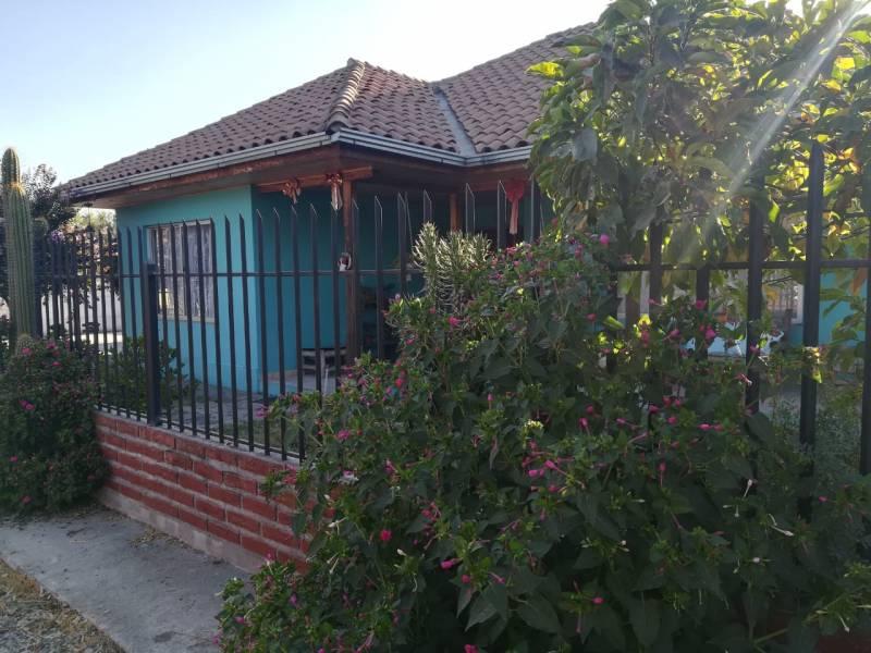 LInda casa en Condominio Doñihue