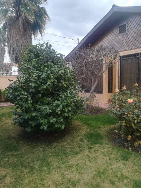 Casa en Barrio España Rancagua