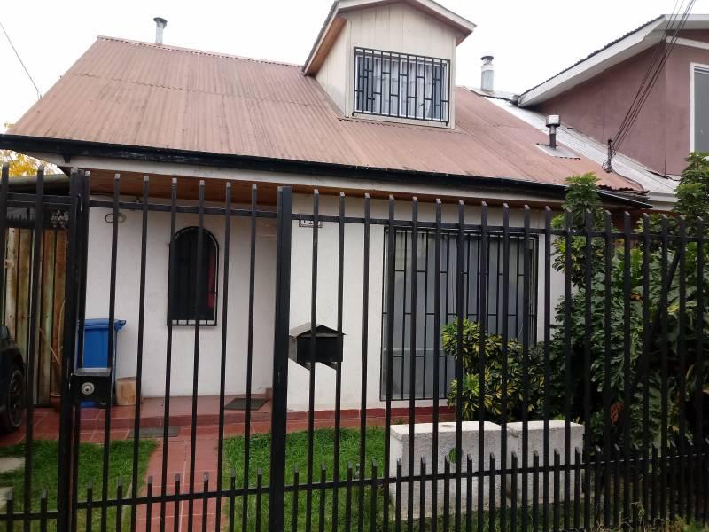 SE VENDE CASA EN SANTA TERESA DE COLIN, TALCA