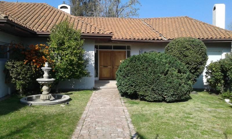 Linda casa en Las Condes