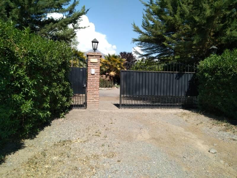 PARCELA CON CASA 5176MTS2, LA HIGUERA, LOS ANDES