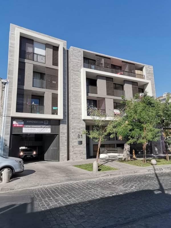 VENDE DEPTO ESTUDIO 1D 1B 30MTS2 COMUNA DE SANTIAGO