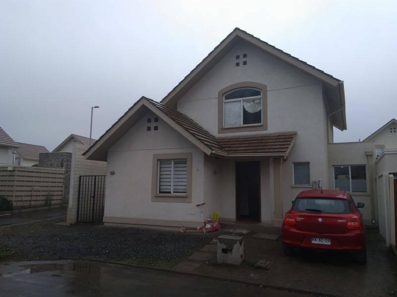 Casa 4D 3B 3E 250mts2, Cond. Alto Sacramento, Buin