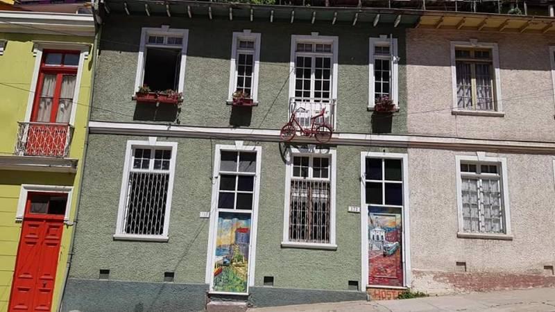 Casona Para Hostal Valparaíso