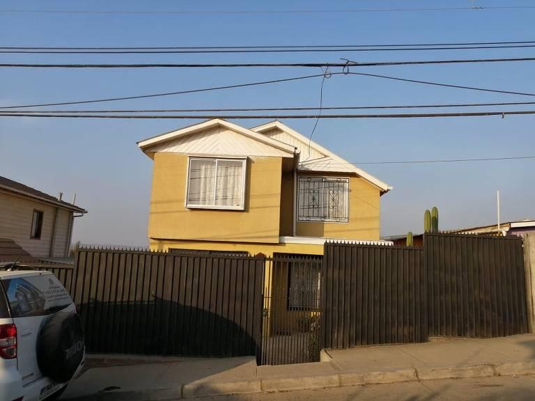 Casa con gran Terreno Villa Alemana Sur