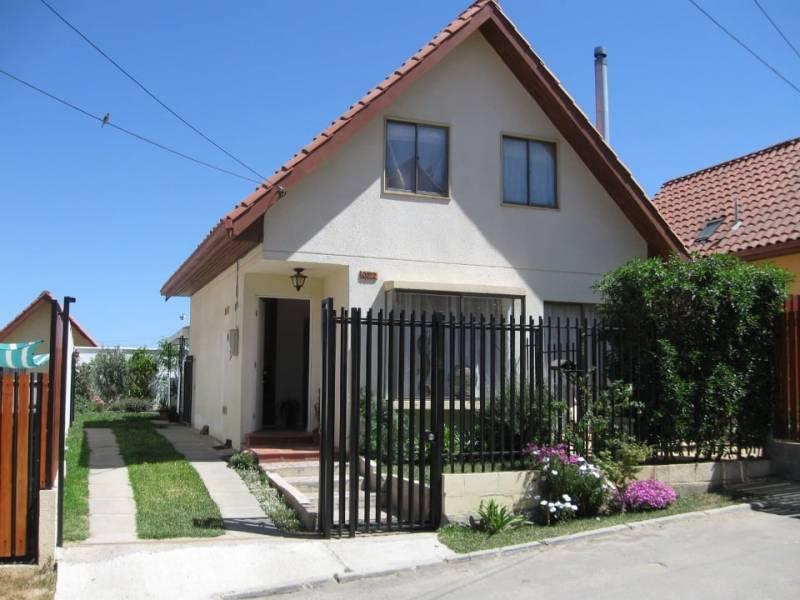 Hermosa Casa Los Torreones V. Alemana