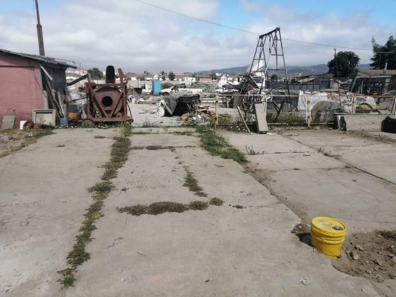 Arriendo Terreno Semi Industrial Belloto Centro
