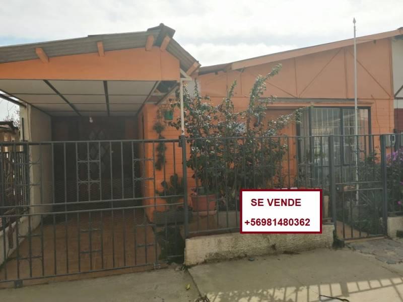 Acogedora Casa Población Prat Villa Alemana