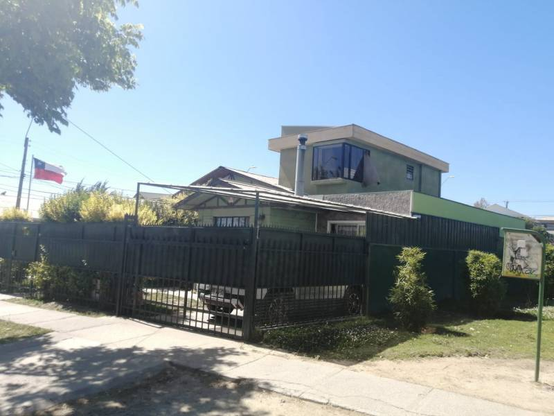 Hermosa Casa Belloto 2000 Quilpué
