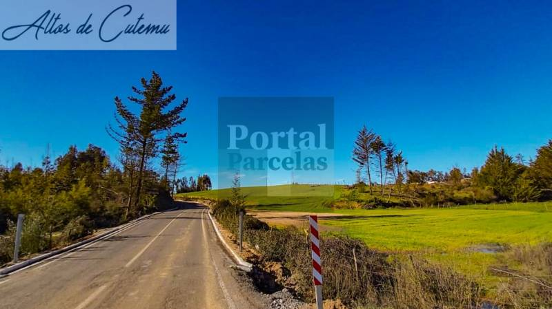 ALTOS DE CUTEMU | VENTA PARCELAS CAMINO A VICHUQUÉN Y LLICO