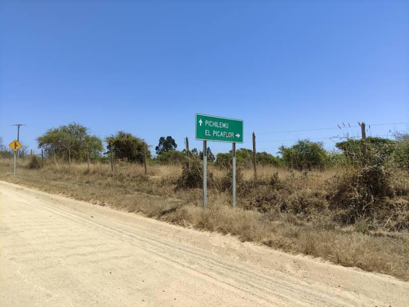 VENDO PARCELAS DE AGRADO EN LITUECHE - SEXTA REGIÓN O'HIGGIN