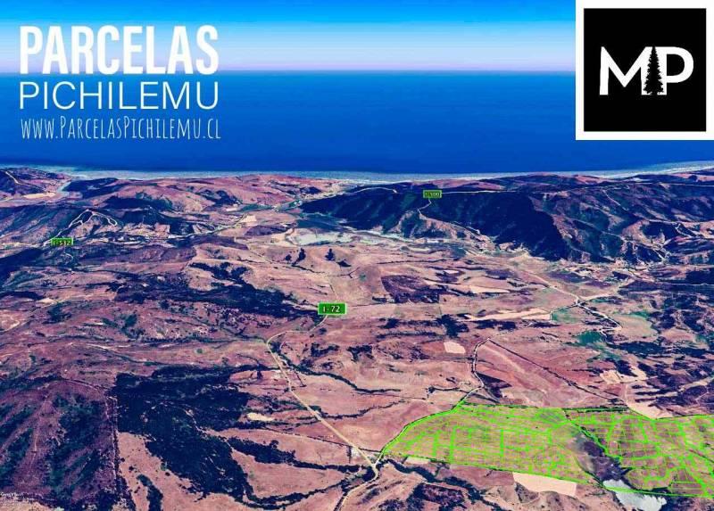 BUCALEMU | VENTA DE PARCELAS CAMINO A PUNTA LOBOS VI REGION