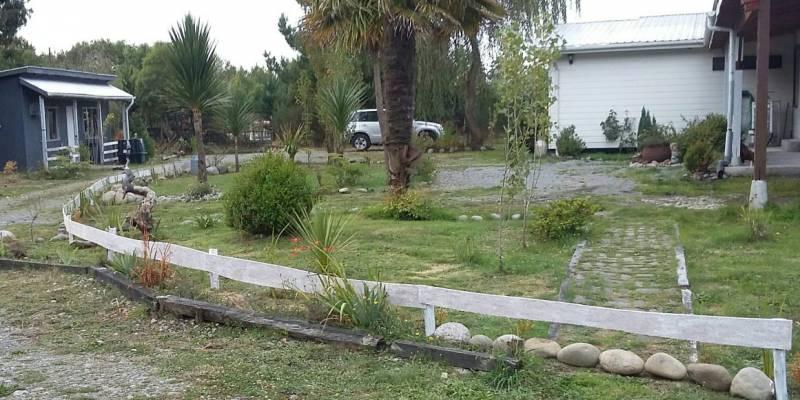 Parcela con 2 casas en Puerto Varas