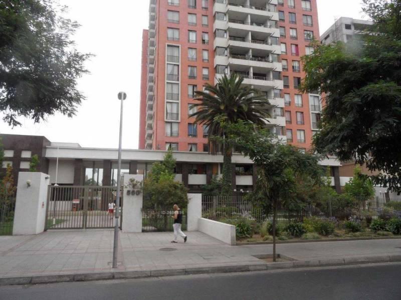 Excelente Depto. 2 Dormitorios y 2 Baños Metro Cerro Blanco