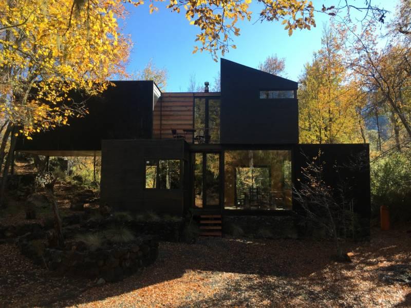 Moderna Casa Amoblada en Villa las Trancas