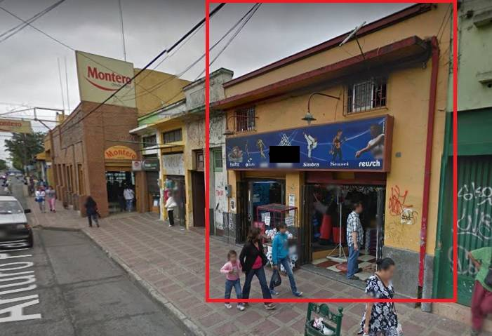 LOCAL COMERCIAL EN VERDE CENTRO DE CURICÓ CALLE PRAT