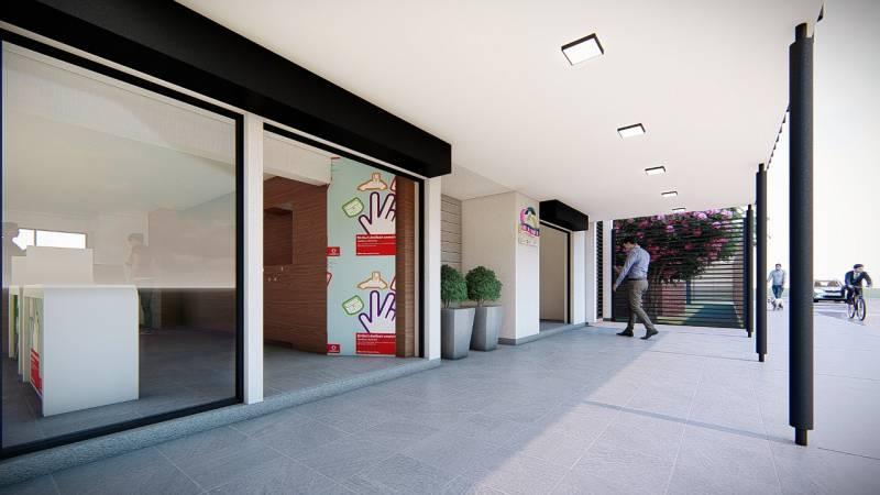 Local Comercial Nuevo en Don Sebastian de Rauquen