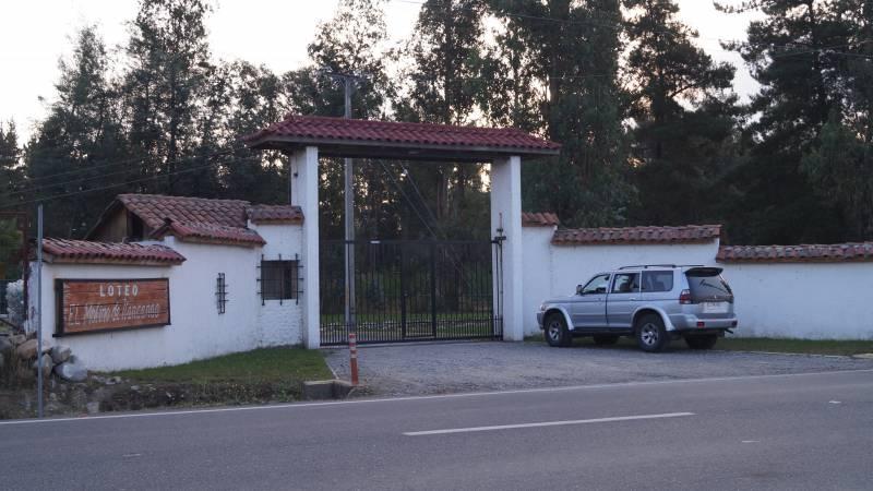 PARCELA AGRADO 1/2 HECTAREA EXCLUSIVO CONDOMINIO EN LINARES