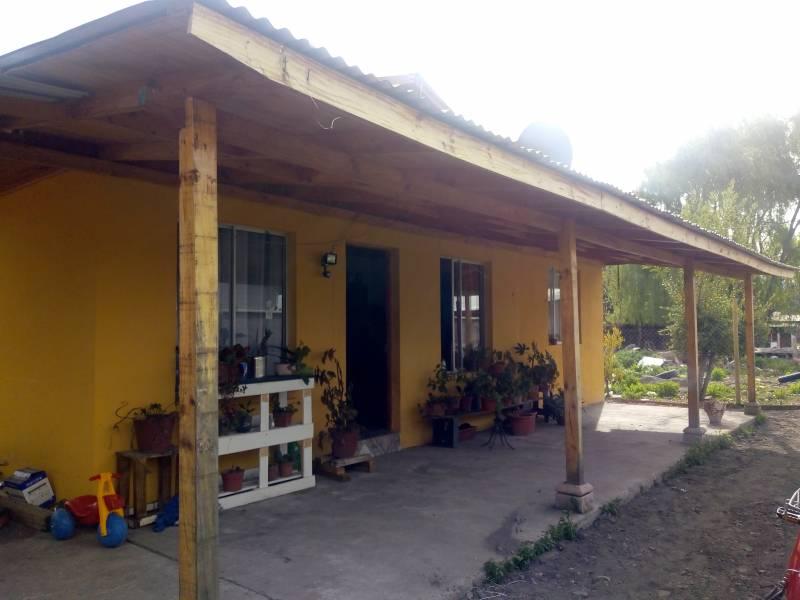 POLONIA S/N,ACOGEDORA CASA CON BUEN SITIO. SAN FERNANDO