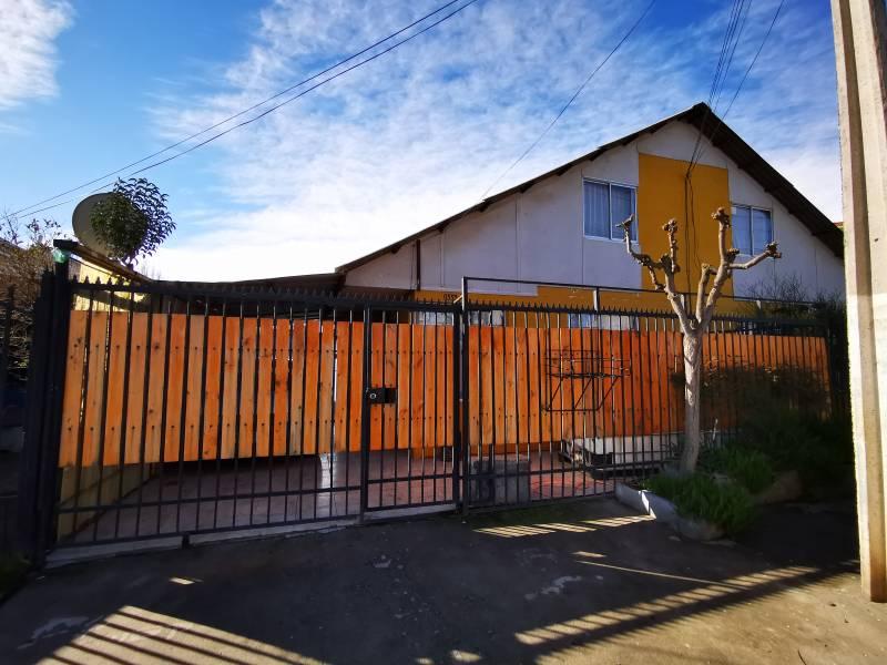 Casa 2 pisos Villa Parque los Andes, Rancagua