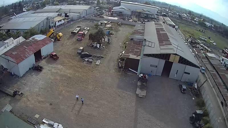 VENDE O ARRIENDA PROPIEDAD INDUSTRIAL, LOS LIRIOS