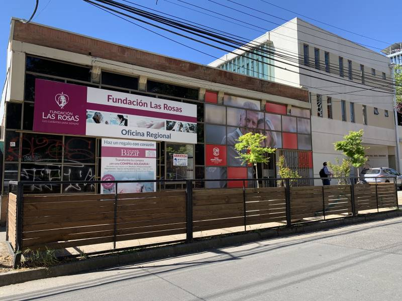 ARRENDAMOS LOCAL COMERCIAL INSUPERABLE UBICACIÓN PLAZA TALCA