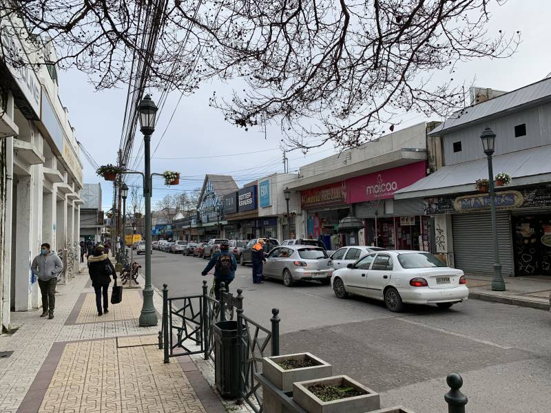 ARRENDAMOS LOCAL COMERCIAL EN PLENO CENTRO-TALCA