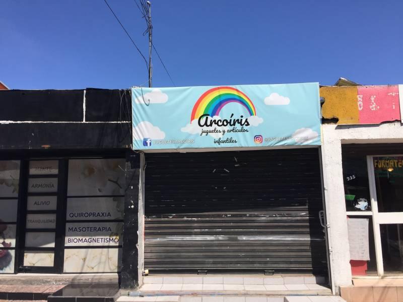 ARRENDAMOS LOCAL COMERCIAL CON EXCELENTE UBICACIÓN-TALCA