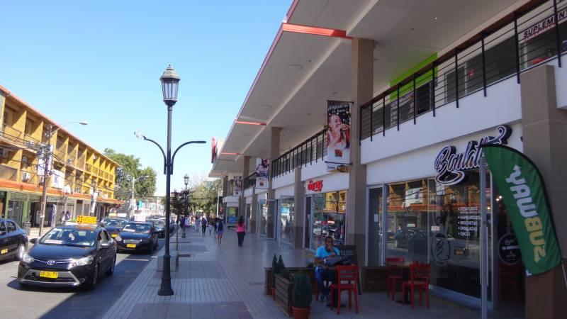 LOCAL COMERCIAL BRISAS DEL CENTRO, TALCA