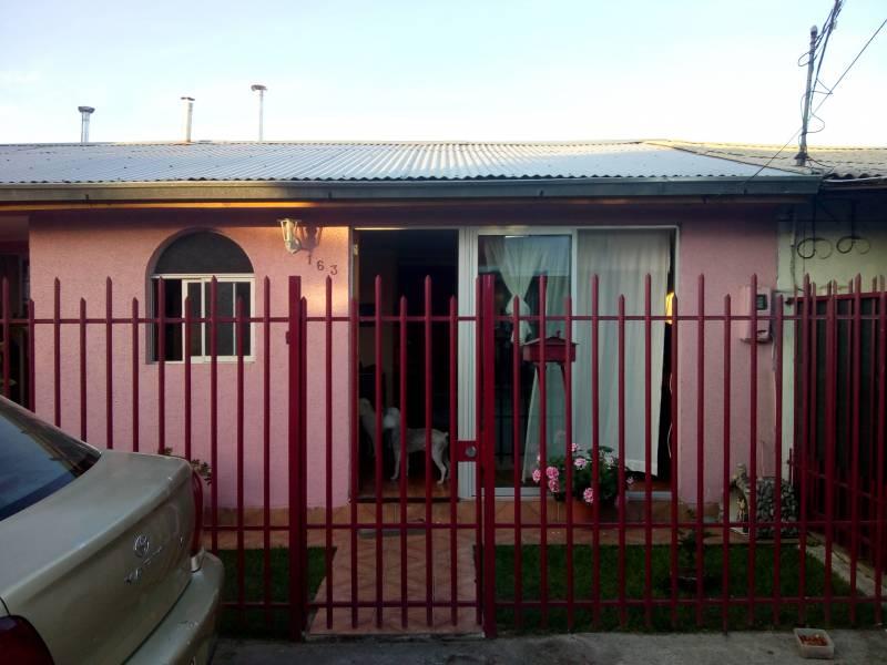 Casa Villa Jardín Del Valle en Talca, Vende Trueno Propiedades