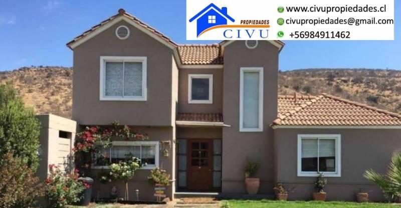Hermosa propiedad en Santa Elena Chicureo