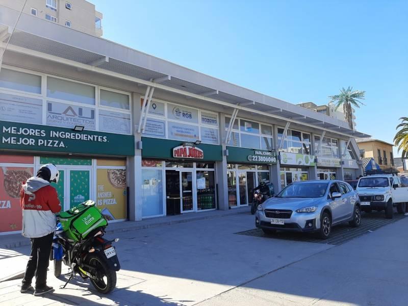 Arriendo central oficina buen barrio Avenida Freire Quilpué