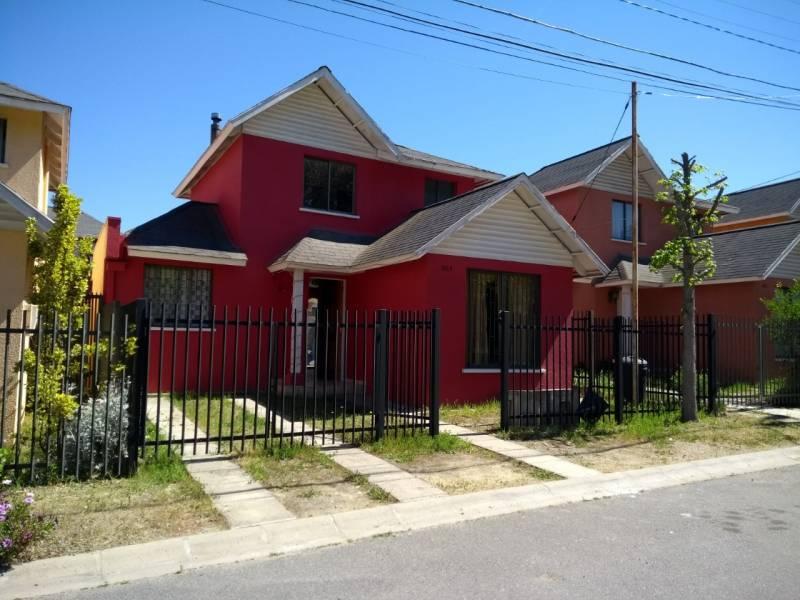 Vendo casa sector Fundadores Curauma