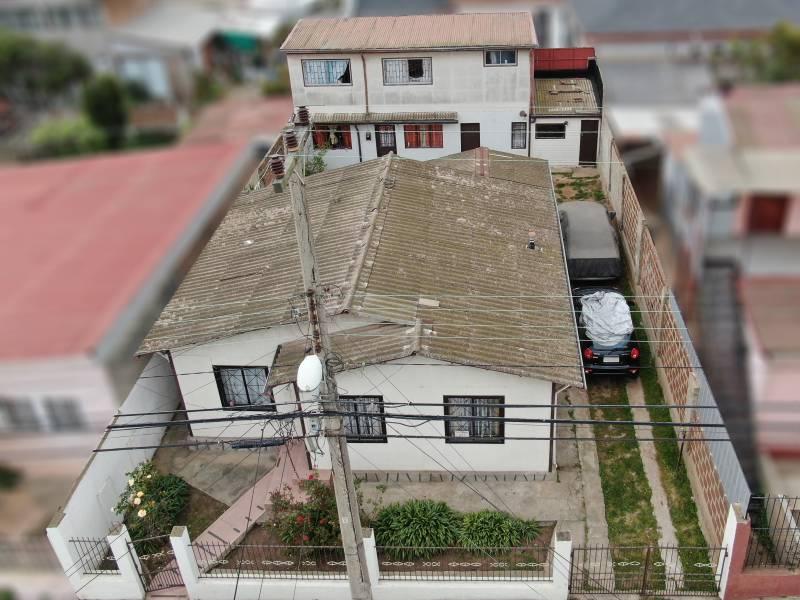 Se venden 2 casas en sector Villa Berlín Placeres