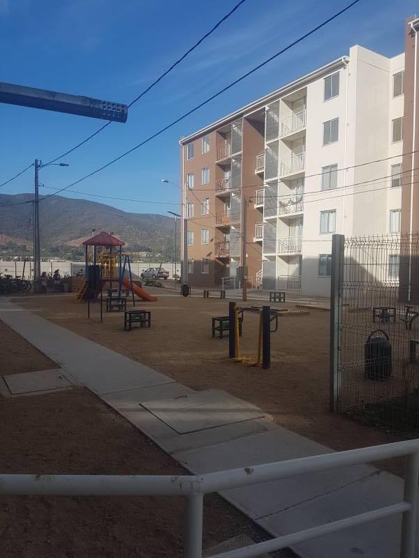 ARRIENDO AMPLIO DEPARTAMENTO CONDOMINIO AIRES DE LIMACHE