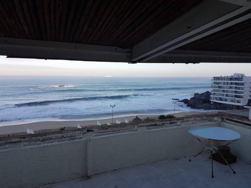 Frente a  la Playa, al 5to Sector de Reñaca