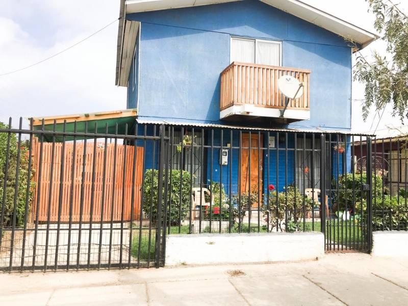 Vendo casa ampliada en Calle Bueras Limache
