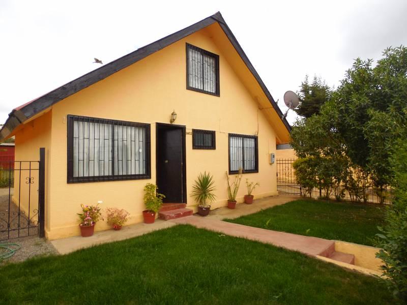 Casa sector Las Rosas Quilpue