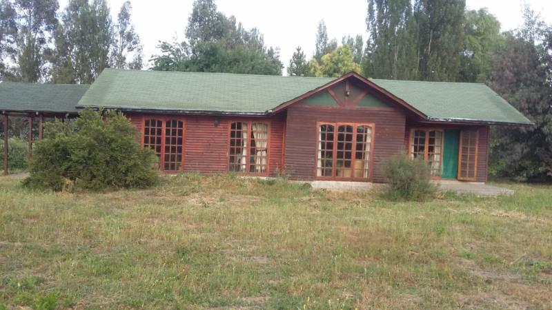 Parcela con vivienda de madera a solo 10 minutos de Linares