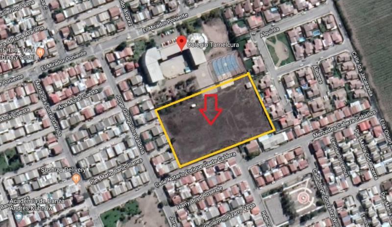 Terreno Urbano en Ovalle, Apto comercio o loteo