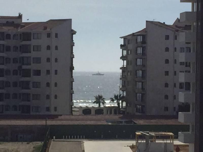 Comodo Dpto. a pasos de la Playa en La Serena
