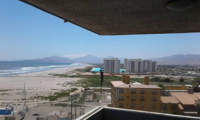 Diario Verano. Dpto. 928A, Frontal, Av. del Mar La Serena