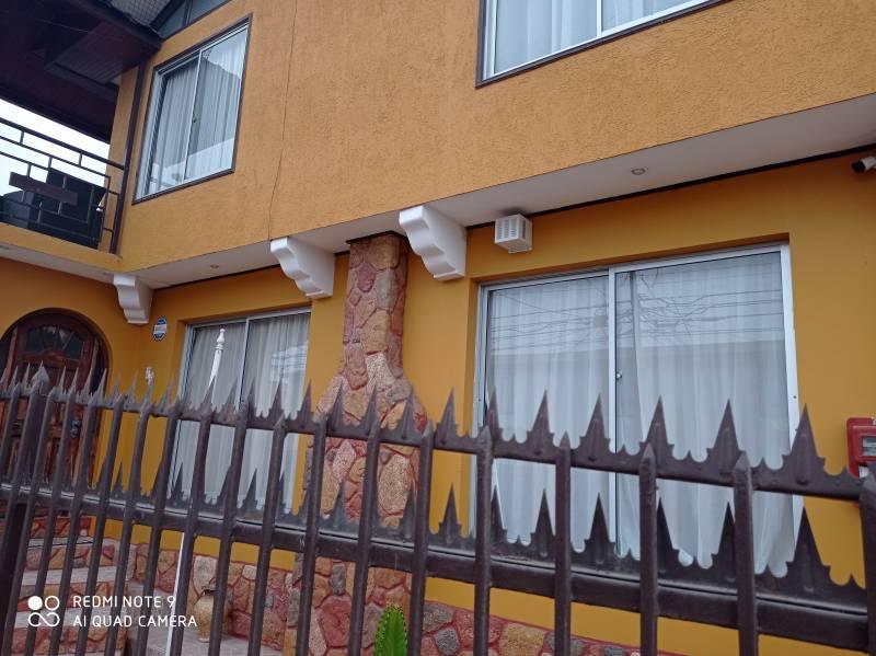 Amplia casa condiciones comerciales sector San Juan, Coquimb