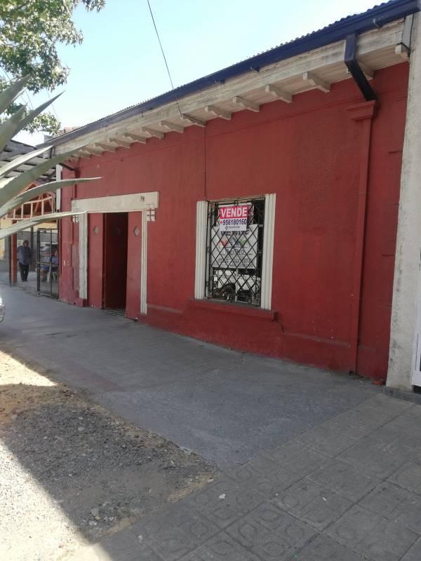 CASONA EN SECTOR CÉNTRICO CURICÓ.