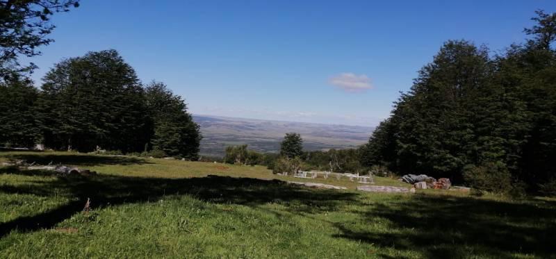 A 95 kms de Coyhaique, hermoso predio.