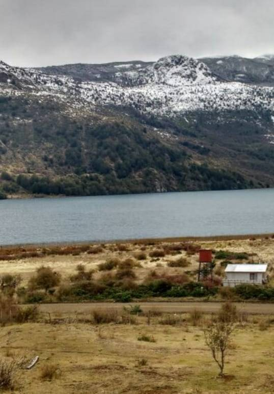 Preciosa parcela con orilla de Lago Tranquilo
