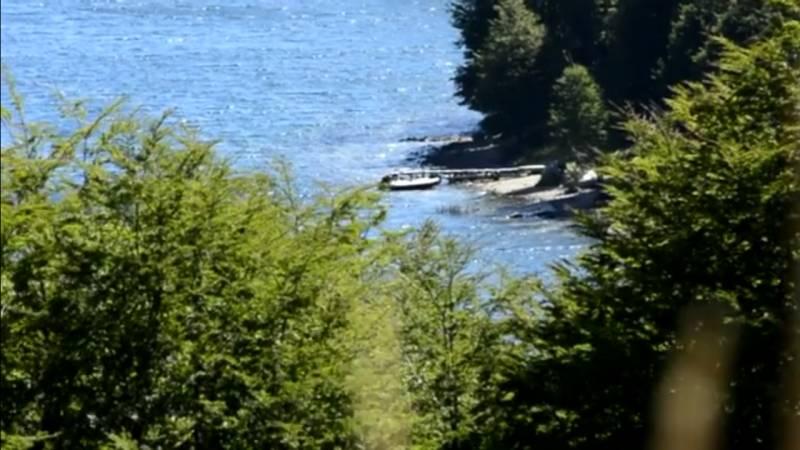 Hermosa parcela con 400 metros de Lago.